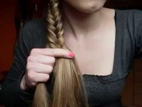 How To: Easy Fishtail Braid/Plait