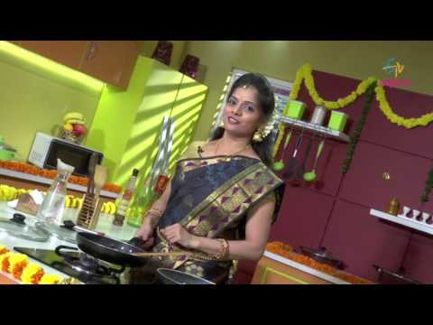 Sweet and sour paneer | Soups & Starters | 7th August 2017 | Full Episode | ETV Abhiruchi