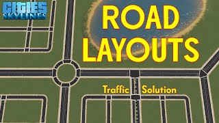 Road Layout Tutorial and Inspiration - Traffic Fix