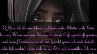 Eine kleine Biographie von Rabia Al-Adawiyya