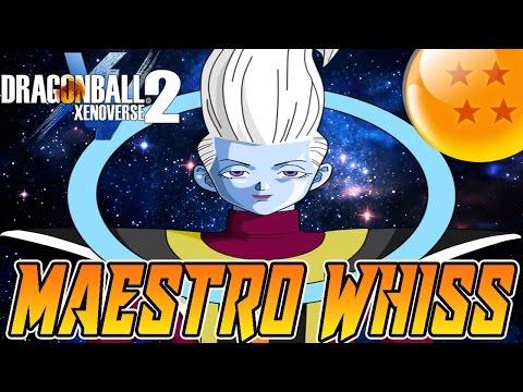 ¡¡¡ MAESTRO DE MAESTROS !!! || MAESTRO WHISS ||  - Dragon ball xenoverse 2