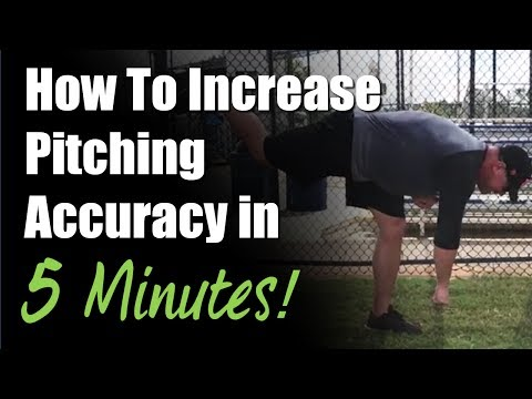 How To Increase Pitching Accuracy in ONLY 5 Minutes A Day!