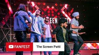 The Screen Patti @ YouTube FanFest Mumbai 2018