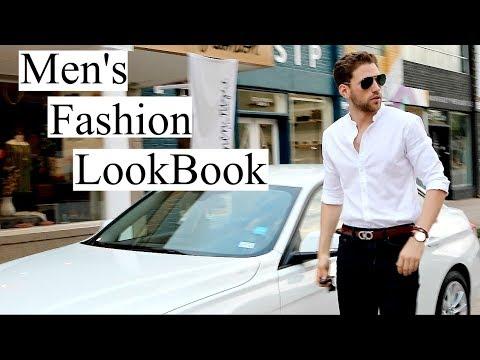 How To Style The Mandarin Collar Shirt (LookBook)