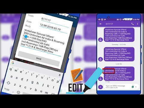How to Edit Inbox Messages in Android Easily