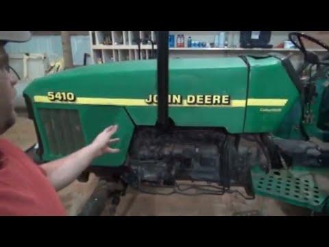 John deere tractor blows fuse, fuel shutoff