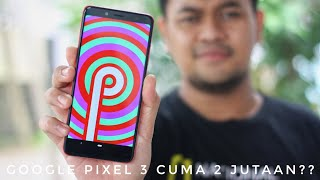 INSTALL & REVIEW CUSROM PIXEL EXPERIENCE PIE (android 9 0