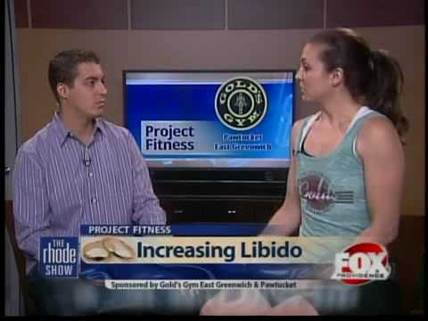 Project Fitness: Increasing libido