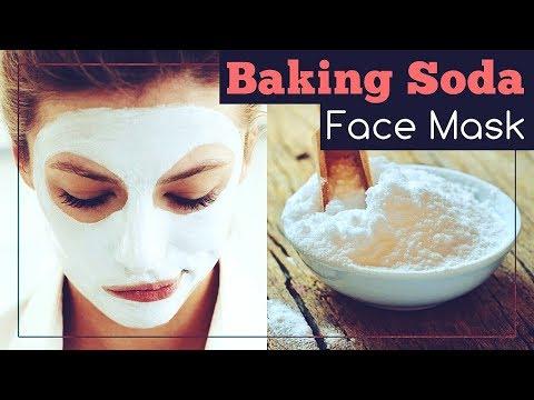 Baking Soda Face Mask Recipes