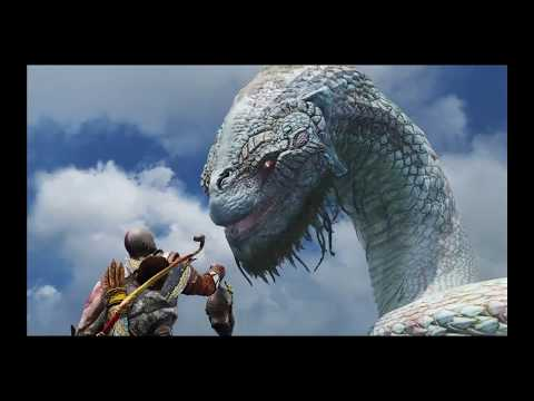 God of War LETS PLAY EP.16 [HERE SNAKEY SNAKEY]