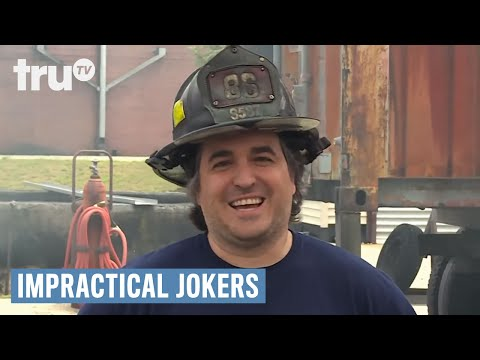 Impractical Jokers - The Fire Academy (Punishment) | truTV