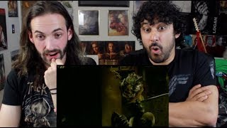 THE SHAPE OF WATER RED BAND TRAILER REACTION & REVIEW!!!
