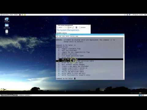 RHEL6 File System Management