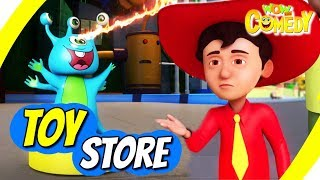 Chacha Bhatija In Hindi- EP27 | Toy Store | Funny Videos For Kids | Wow Kidz Comedy
