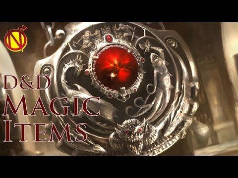 Cursed Magic Items the Adventurers Bane| Dungeons and Dragons 5th Edition Dungeon Masters Guide