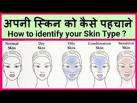 पहचानिये कैसी है आपकी स्किन   Tips to Identify your Skin Type