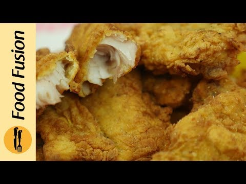 Crispy Fried Fish with Tartar Sauce Recipe By Food Fusion