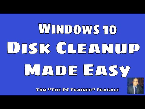 Windows 10 Disk Cleanup - How to make your computer run more efficiently with Disk Cleanup