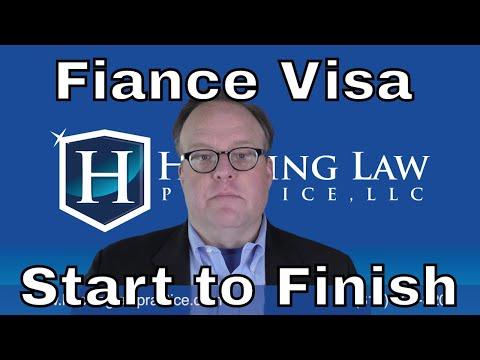 Fiance Visa, Start to Finish