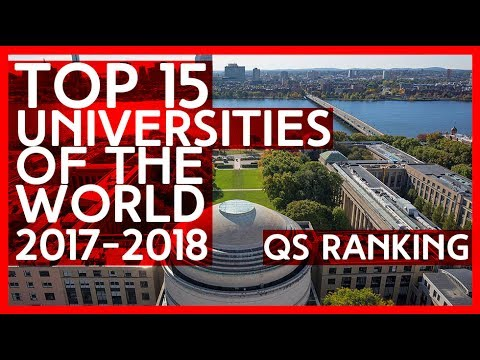 15 top lead prestigious universities of the World mit Subject wise and Overall QS Ranking   u rank