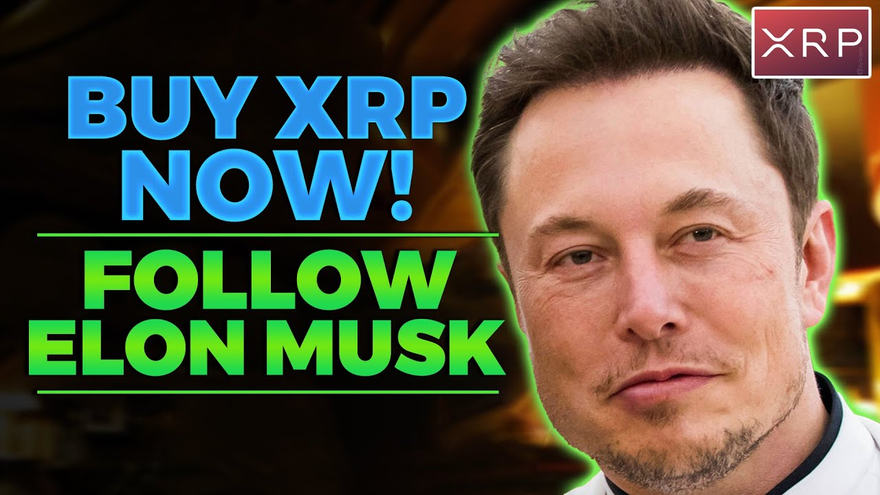 """Elon Musk: """"Buy $100 XRP Now"""" (You Did Not Know This) XRP Ripple"""
