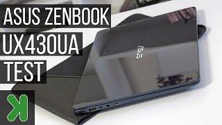 ASUS ZenBook UX430UA | TEST
