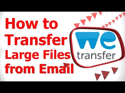 How to Transfer Large Files from Email