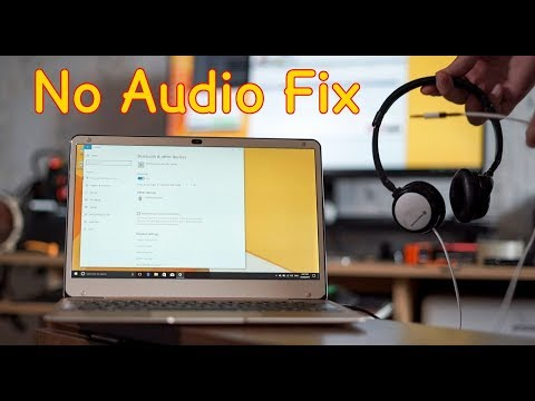 FIX No Audio with USB Type C / Easy Windows Ultrabook Guide