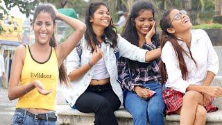 Annu Singh Vlog No'17: Prank Live on Camera | Prank On Cute Girl Mumbai | Vlog Prank Video {Brb-dop}