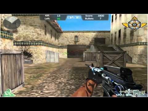 Cool Math Games   Counter Strike   Gameplay
