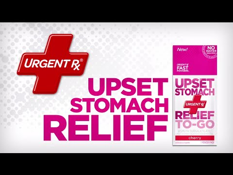 UrgentRx Presents: Bad Things Happen Part 2 | The Upset Stomach
