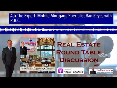 Ask The Expert: Mobile Mortgage Specialist Ran Reyes with R.B.C.