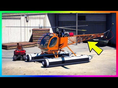 15 Things You NEED To Know About The Sea Sparrow Helicopter Before You Buy In GTA Online! (GTA 5)