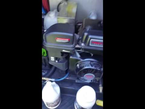 build your  truck Mount carpet cleaner