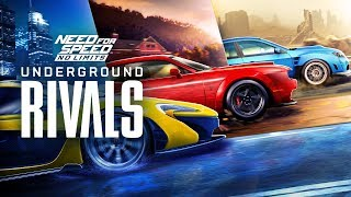 Need for Speed No Limits - Introducing Underground Rivals