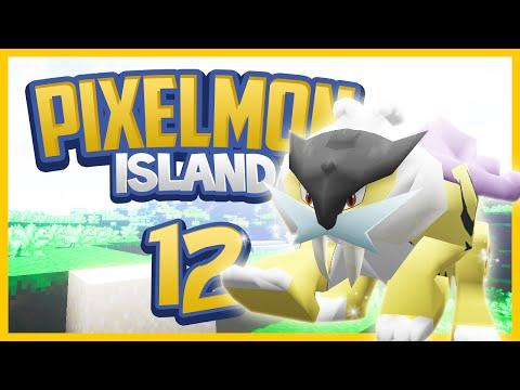 Pixelmon Island!
