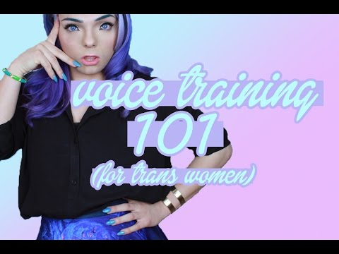 Voice Training 101 (for trans women) | Stef Sanjati