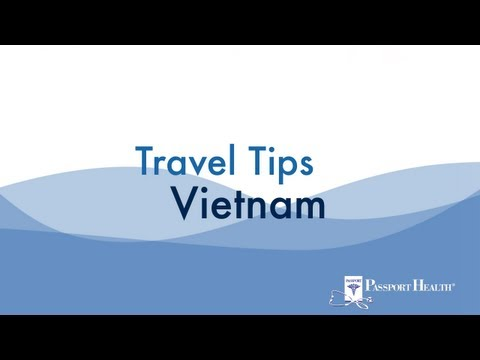 Vietnam Travel Health and Safety Advice