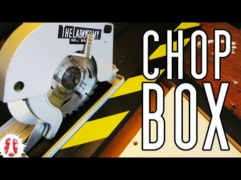 HOW TO Make A Simple Circular Saw Crosscut & Miter Jig #LimitedTools #Woodworking