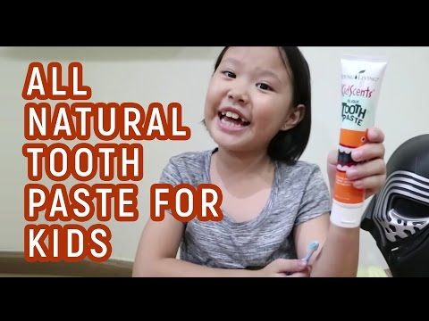 Natural Toothpaste without Fluoride ? (Young Living Indonesia Toothpaste Slique Toothpaste)