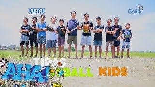 AHA!: AHA!: Meet the Tipas Baseball Kids