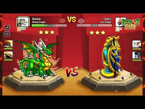 Dragon City - Random Fight + Exclusive Battles | Part 359 [Full Combat & Skills]