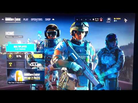 HOW TO FIX MULTIPLAYER NOT WORKING RAINBOW SIX SEIGE