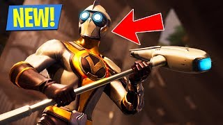 New Superhero Skin!! *Epic Venturion Outfit* (Fortnite Battle Royale)