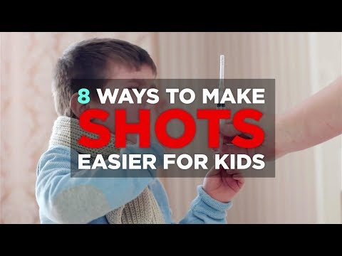 8 Ways to Make Shots Easier for Kids | Health