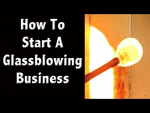 Tips for Starting a Glassblowing and Flamework Business - Jaffrey - New Hampshire Tourism