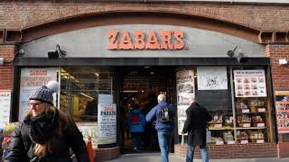 Download Zabar's in Upper West Side, NY Video