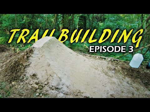 Trail Building Diaries ep 3 / Gros Double | Drop
