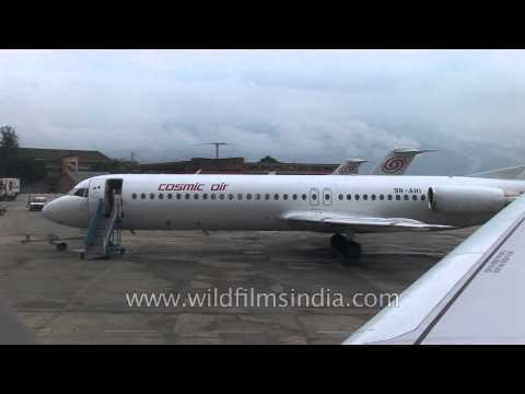 Nepal's leading private airline, Cosmic Air
