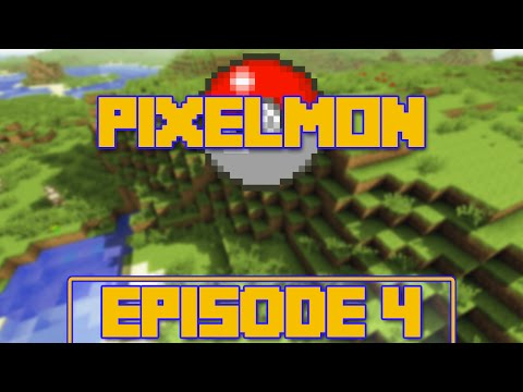Pixelmon Survival - Episode 4 - Pokeballs!